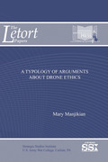 A typology of arguments about drone ethics