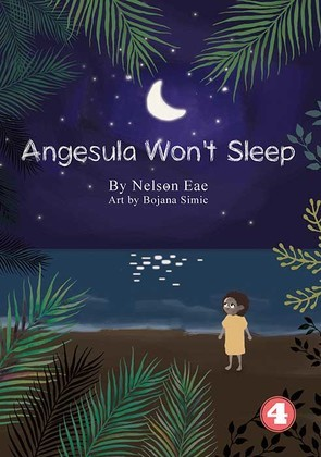 Angesula Won't Sleep
