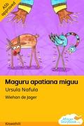 Maguru apatiana miguu