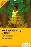 Koning Kaja en sy Dogter