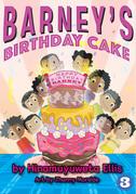 Barney's Birthday Cake