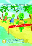 Tawa the Turtle in a Race