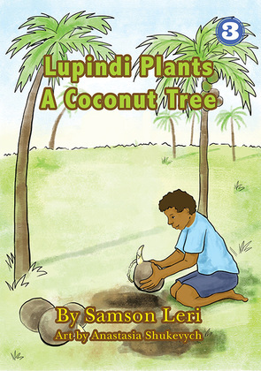 Lupindi Plants A Coconut Tree