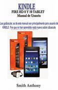 Kindle Fire Hd 8 Y 10 Manual De Ususrio