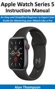 Apple Watch Series 5 Instruction Manual