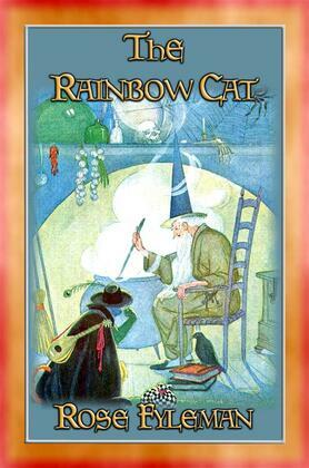 THE RAINBOW CAT - The Adventures of a Very Special Cat