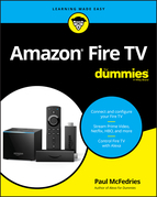 Amazon Fire TV For Dummies