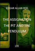 The assignation/The pit and the pendulum