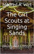 The Girl Scouts at Singing Sands