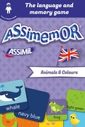 Assimemor – My First English Words: Animals and Colours