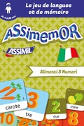 Assimemor – Mes premiers mots italiens : Alimenti e Numeri