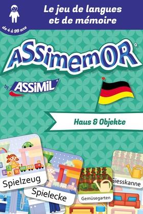 Assimemor – Mes premiers mots allemands : Haus und Objekte