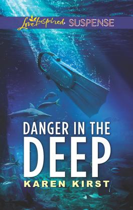 Danger In The Deep (Mills & Boon Love Inspired Suspense)