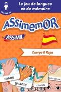 Assimemor – Mes premiers mots espagnols : Cuerpo y Ropa