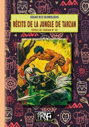 Récits de la Jungle de Tarzan