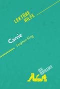 Carrie von Stephen King (Lektürehilfe)