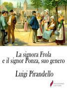 La signora Frola e il signor Ponza, suo genero