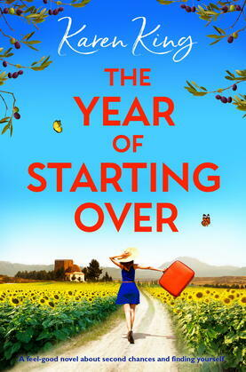 The Year of Starting Over