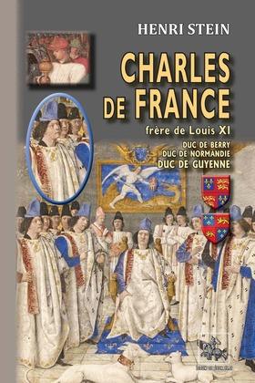 Charles de France, frère de Louis XI