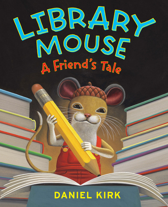 Library Mouse