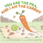 You Are the Pea, and I Am the Carrot
