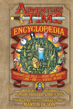 The Adventure Time Encyclopaedia (Encyclopedia)