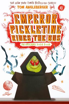 Emperor Pickletine Rides the Bus (Origami Yoda #6)