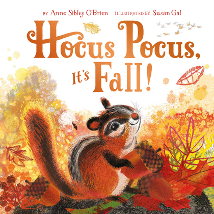 Hocus Pocus, It's Fall!