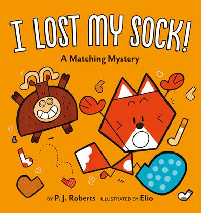 I Lost My Sock!