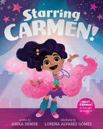 Starring Carmen!