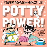 Super Pooper and Whizz Kid