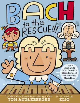 Bach to the Rescue!!!