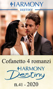 Cofanetto 4 Harmony Destiny n.41/2020