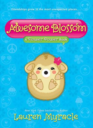 Awesome Blossom (A Flower Power Book #4)