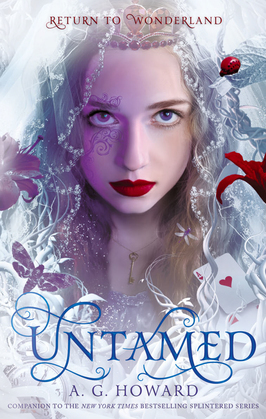 Untamed (Splintered Series Companion)
