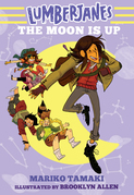 Lumberjanes: The Moon Is Up (Lumberjanes #2)