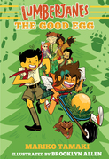 Lumberjanes: The Good Egg (Lumberjanes #3)