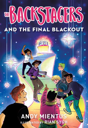 The Backstagers and the Final Blackout (Backstagers #3)