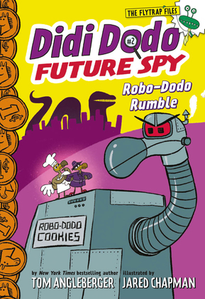 Didi Dodo, Future Spy: Robo-Dodo Rumble (Didi Dodo, Future Spy #2)