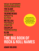 The Big Book of Rock & Roll Names