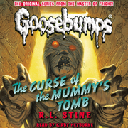 Classic Goosebumps #6: The Curse of the Mummy's Tomb