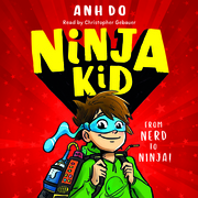 Ninja Kid, Book #1