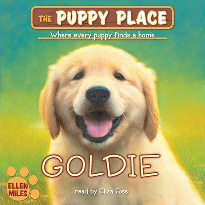 Puppy Place #1: Goldie