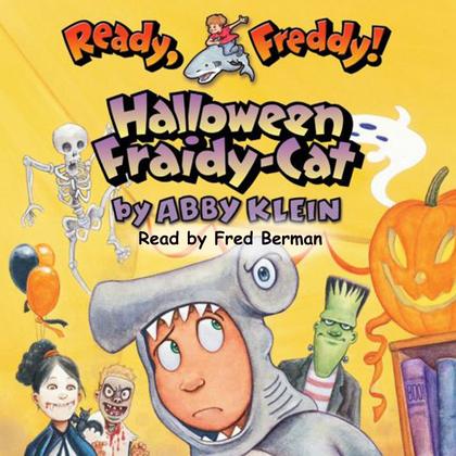 Ready Freddy: Halloween Fraidy-Cat