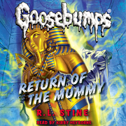 Classic Goosebumps #18: Return of the Mummy