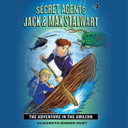Secret Agents Jack and Max Stalwart
