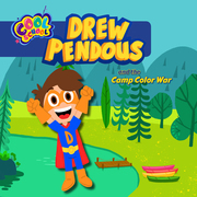 Drew Pendous and the Camp Color War