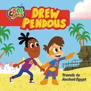 Drew Pendous Travels to Ancient Egypt