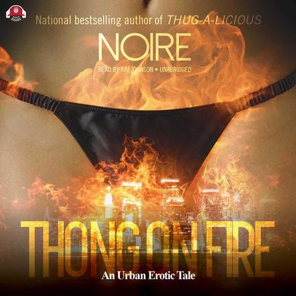 Thong on Fire
