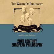 Twentieth Century European Philosophy